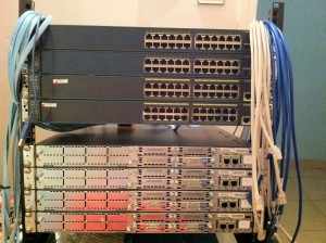 Cisco - Rack CCNP